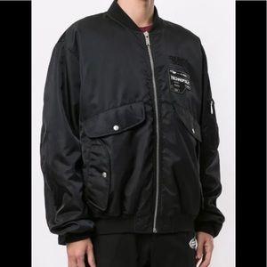 Marcelo Burlon County of Milan bomber jacket L